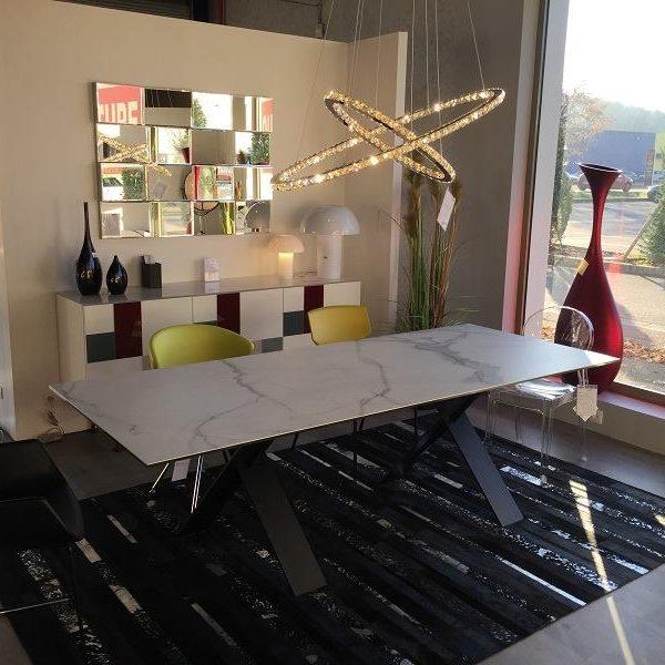 Ameublement HYORIS Metz Table Xenon