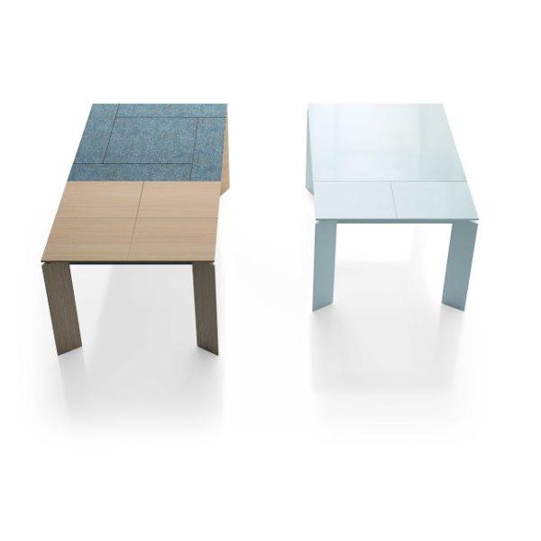 AMEUBLEMENT HYORIS _METZ .TABLE DE REPAS SYLVIA