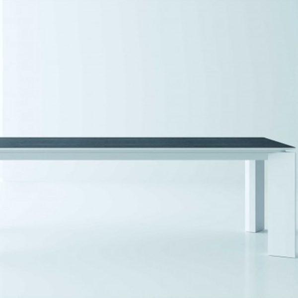 AMEUBLEMENT HYORIS _METZ TABLE DE REPAS SYLVIA200X100