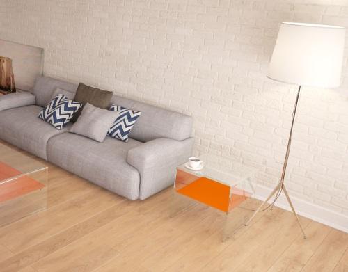 HYORIS bout-de-canapé-ghost-laqué-orange-verre-courbé-a-chaud-et070lo-2-c