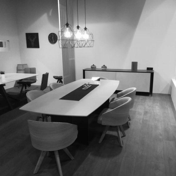 HYORIS BAHUT & TABLE DE REPAS FLY..